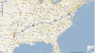 Tavares Drives 1300 Miles to Burn Waco Trailer