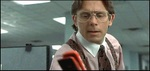 Lumberg with stapler