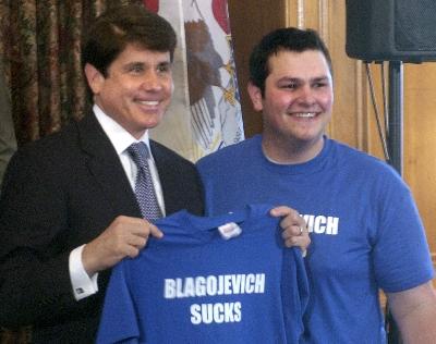 Blagojevich Sucks