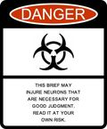 Brief warning 3