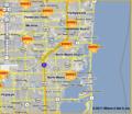 Denny's in North Miami