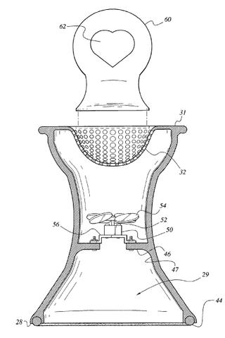 Body Drying Chair