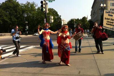 Belly Dancers for Single-Payer