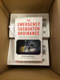 The Emergency Sasquatch Ordinance