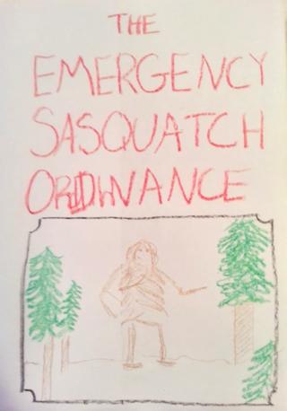 Emergency Sasquatch Ordinance