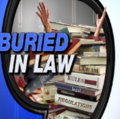 Buried in law