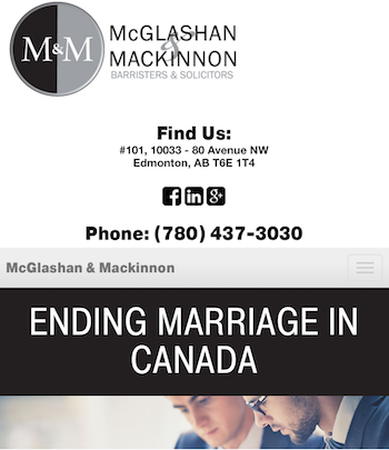 ending marriage in Canada